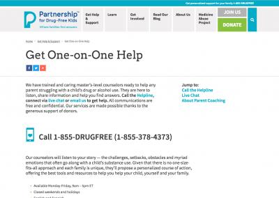 Parent Help Line