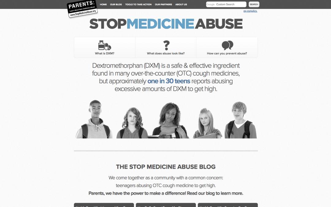 Stop Medicine Abuse