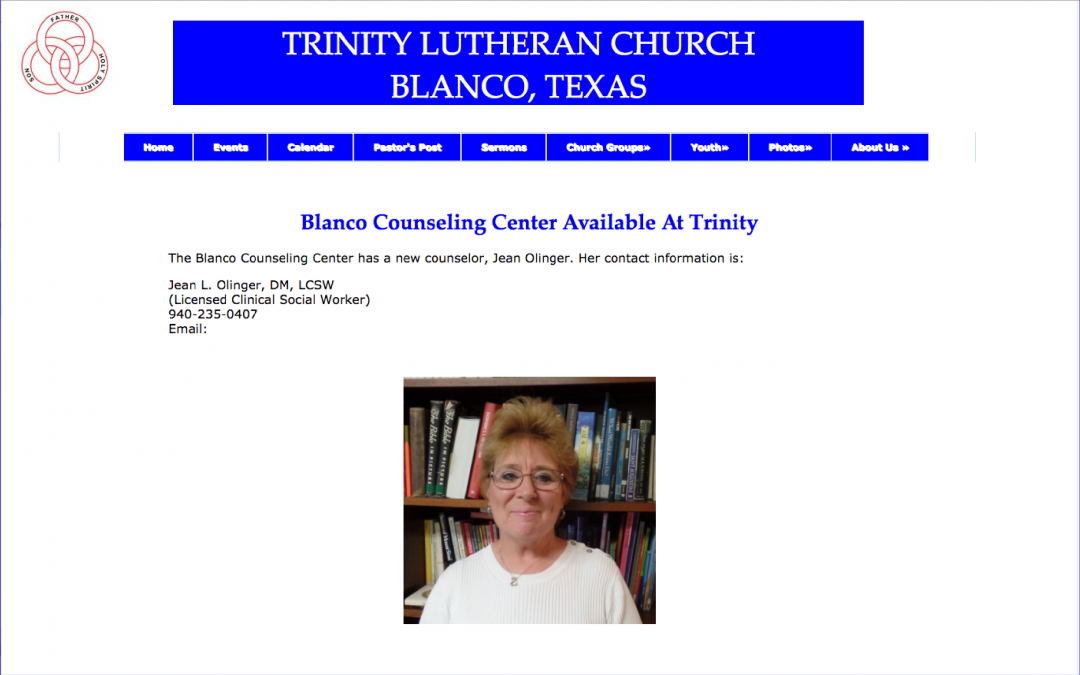 Blanco Counseling Center